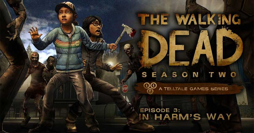 The Walking Dead: Season Two [Android & iOS]