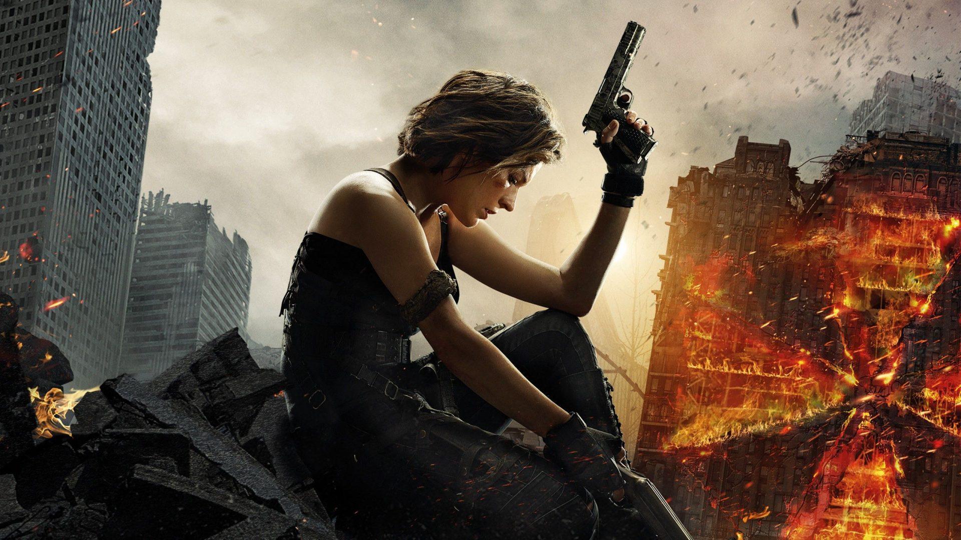 แฟรนไชส์ Resident Evil