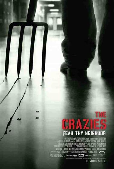 THE CRAZIES 2010 เมืองคลั่งมนุษย์ผิดคน