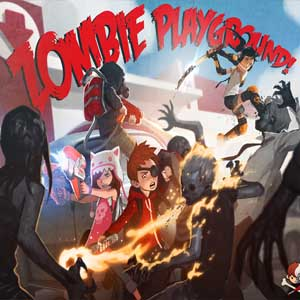 เด็กๆจากเกม Zombie Playground