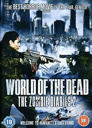 World of the Dead Zombie Diaries 2