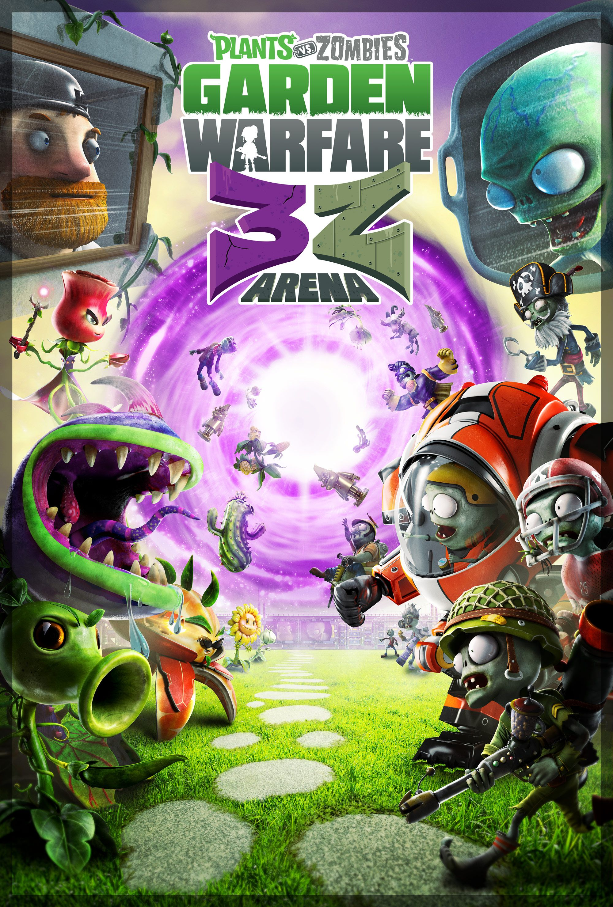 Plants vs. Zombies Garden Warfare 3