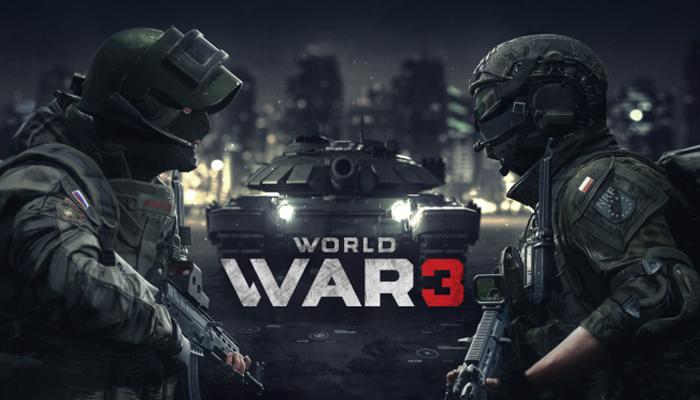 เกมส์ WORLD WAR 3