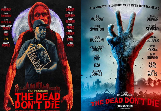 The Dead Don't Die ซอมบี้ + ฮิปสเตอร์
