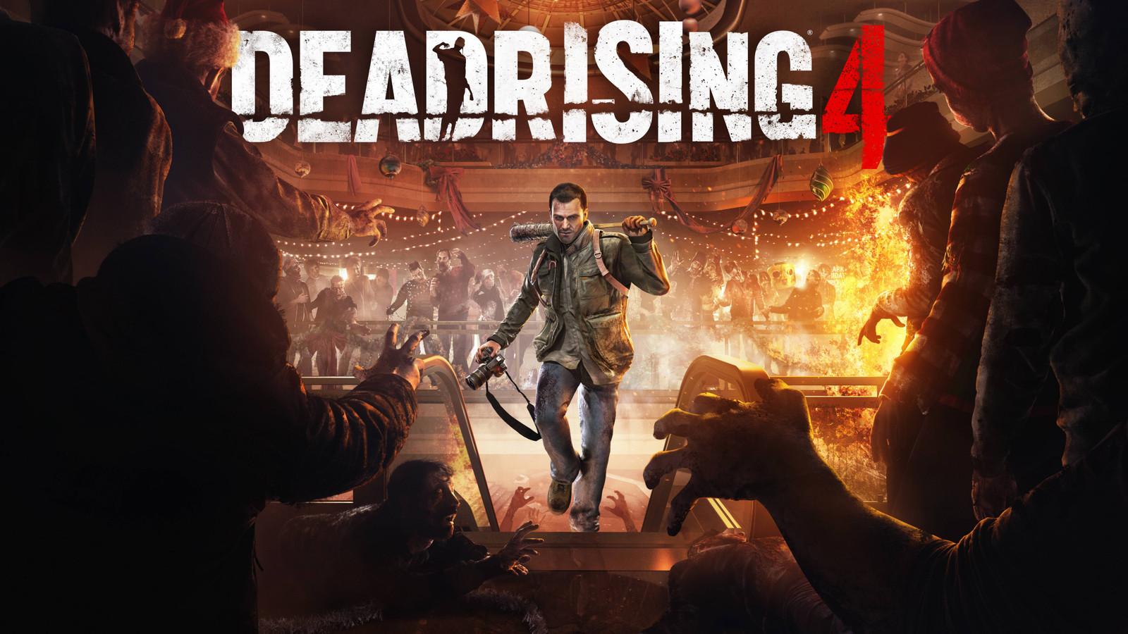 รีวิว Dead Rising 4 เกมกระทืบซอมบี้