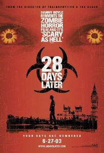 28 Days Later (2003) 28 วันให้หลัง เชื้อเขมือบคน