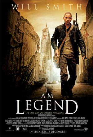 I AM LEGEND (2007) : ข้าคือตํานานพิฆาตมหากาฬ