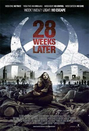 28 WEEKS LATER (2007): มหันตภัยเชื้อนรกถล่มเมือง