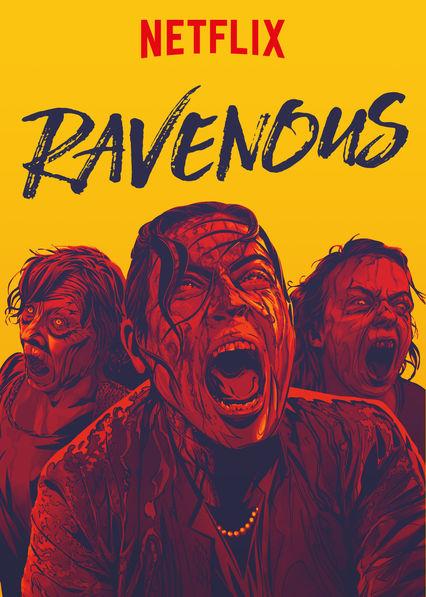 Ravenous (เมืองสยอง คนเขมือบ)