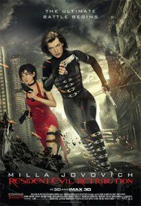 Resident Evil: Retribution (2012) ผีชีวะ 5: สงครามไวรัสล้างนรก