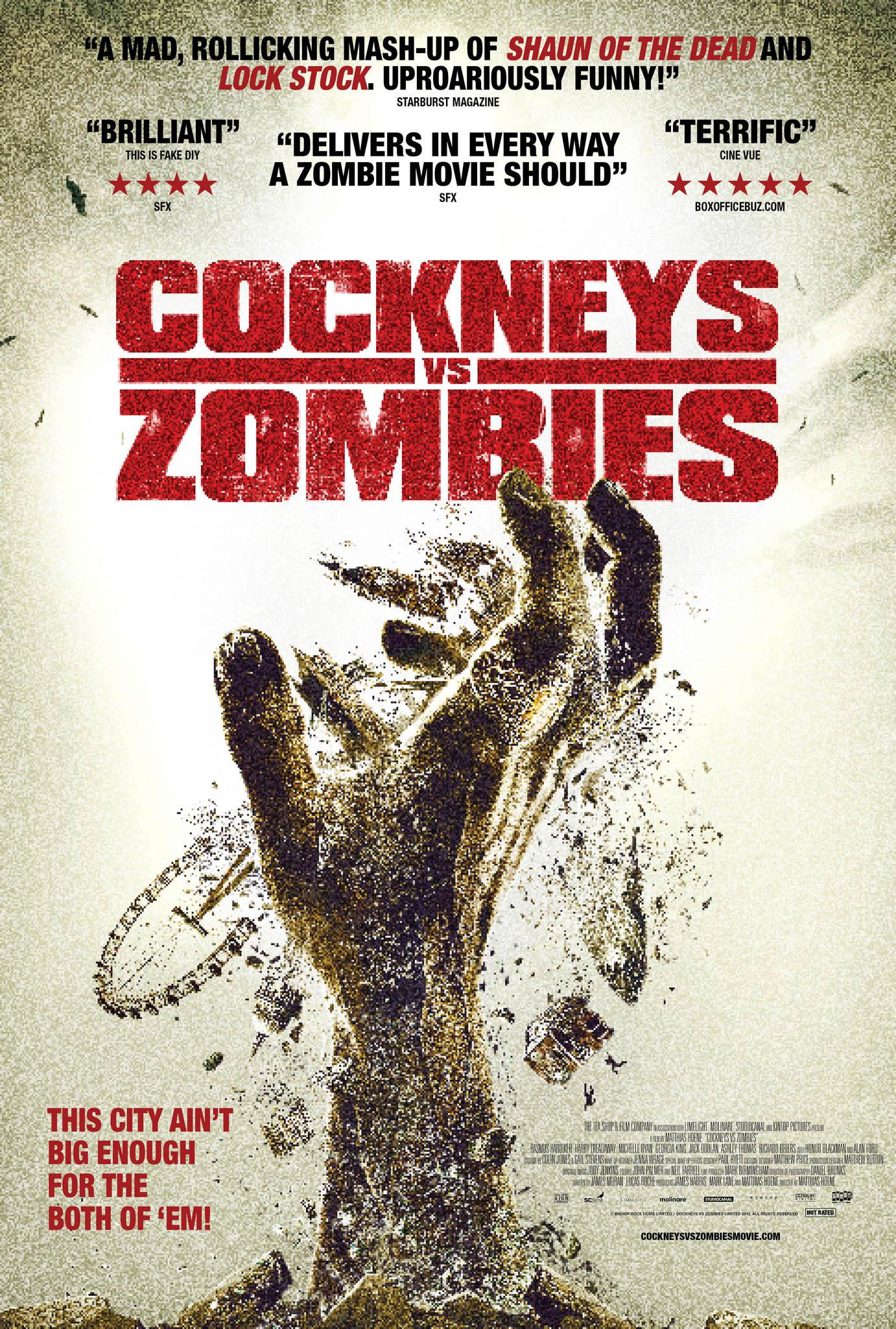 รีวิวหนัง COCKNEYS VS ZOMBIES(2012)