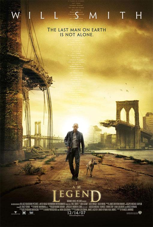 หนัง I AM LEGEND (2007)