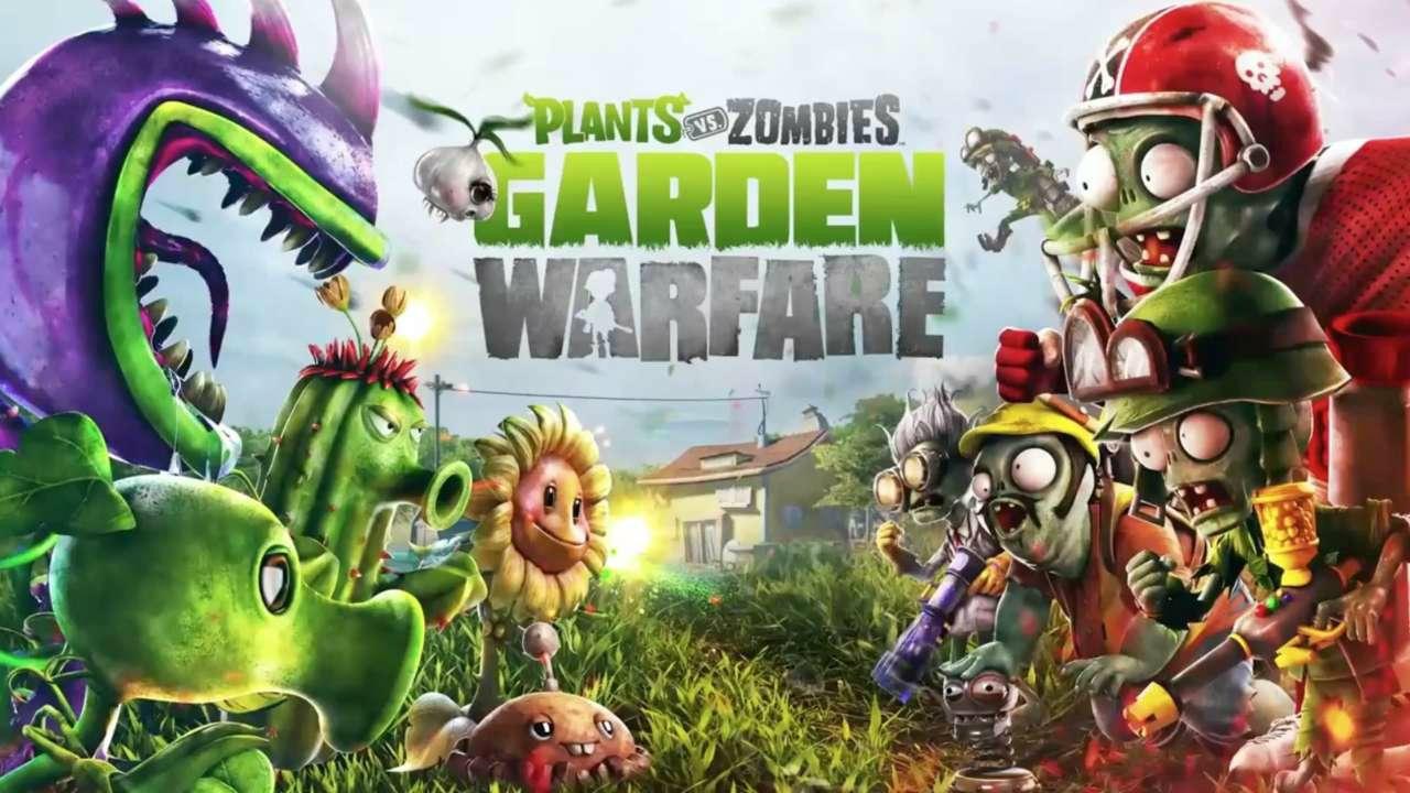รีวิวเกม Plants VS. Zombies : Garden Warfare